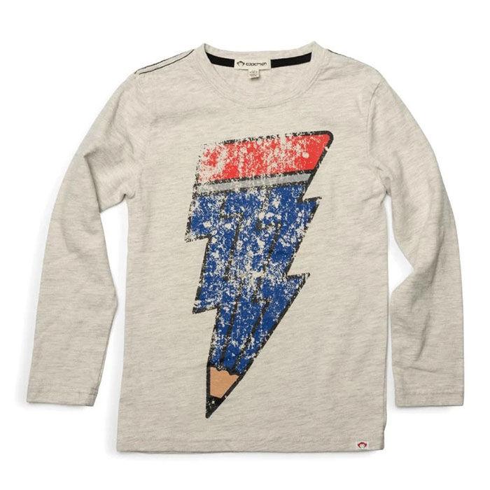 T-shirt Creative Spark pour garçons [2-10]