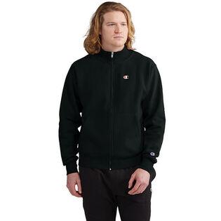 Unisex Reverse Weave® Full-Zip Mock Sweatshirt