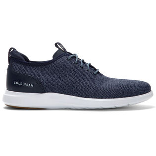 Men's Grand Plus Essex Distance Knit Oxford Shoe
