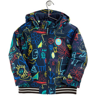Kids' [3-6] Insulated Bomber Jacket