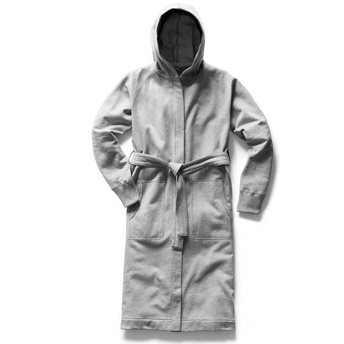 Unisex Hooded Robe