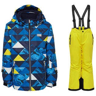 Boys' [5-7] Jordan 721 + Platon 725 Two-Piece Snowsuit