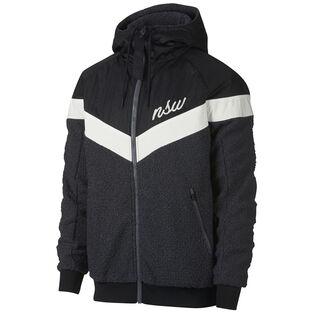 Men's Sherpa Windrunner Jacket