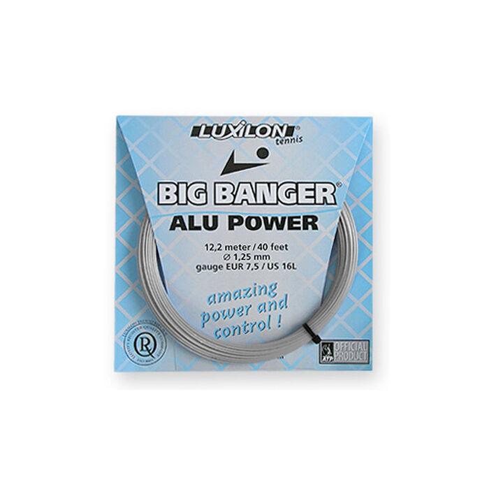 Big Banger ALU Power 125 16LG Tennis String