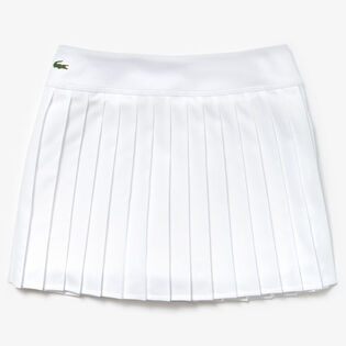Women's Technical Mesh Pleated Skirt