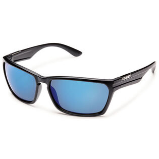 Cutout Polarized Sunglasses