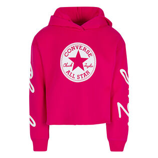 Junior Girls' [7-16] Modern Chuck Taylor Hoodie
