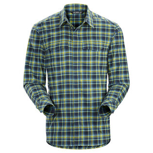 Men's Gryson Long-Sleeve Shirt (Past Seasons Colours On Sale)