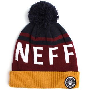 Juniors' Patch Beanie