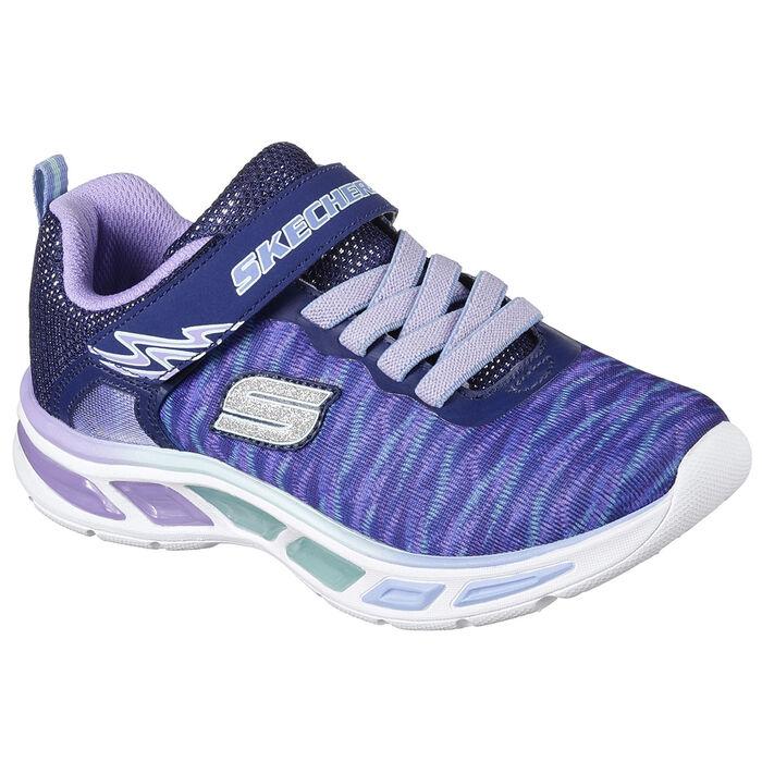 Kids' [11-3] S Lights Litebeams Colorburst Sneaker