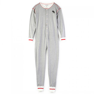 Unisex Canadian Moose One-Piece Union Suit