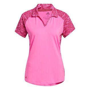 Women's Ultimate365 Primegreen Printed Polo