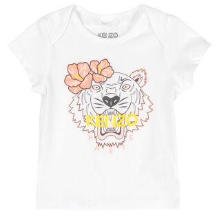 Baby Girls' [6-18M] Hawaii Tiger T-Shirt