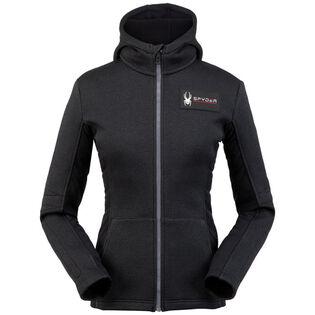 Veste à capuchon Slalom pour femmes