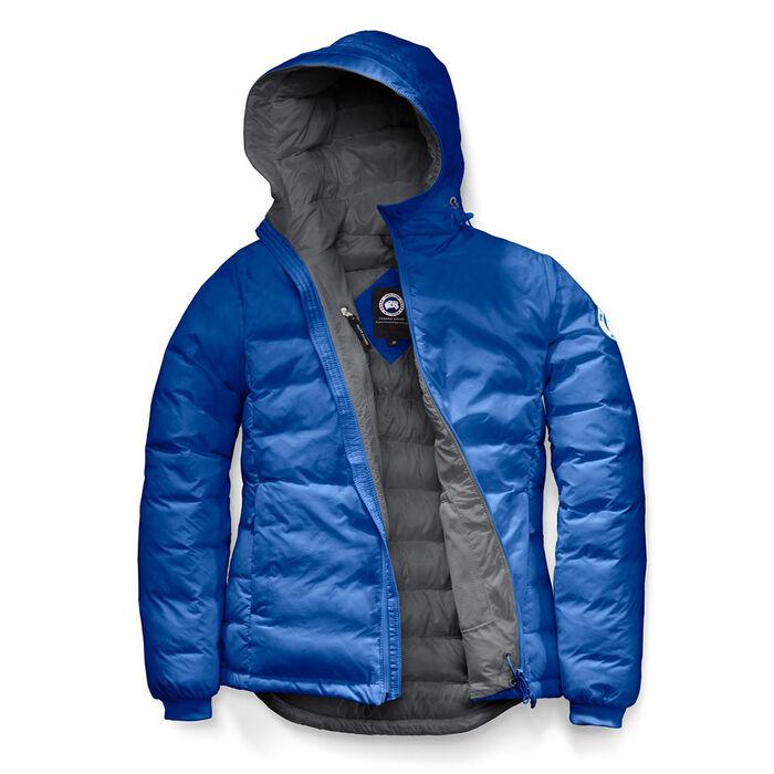 Manteau à capuchon PBI Camp pour femmes