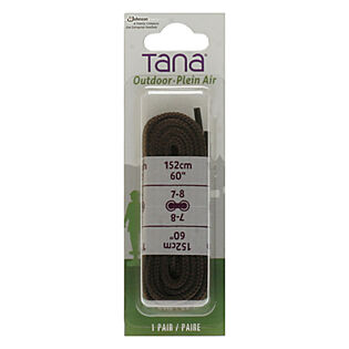 "Hiking 60"" Laces (Brown/ Black)"