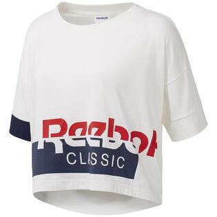 T-shirt court Classics pour femmes