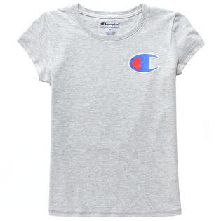Junior Girls' [7-16] Big Logo T-Shirt