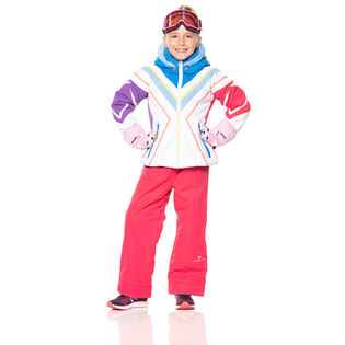 Girls' [2-7] Allemande Snoverall Two-Piece Snowsuit