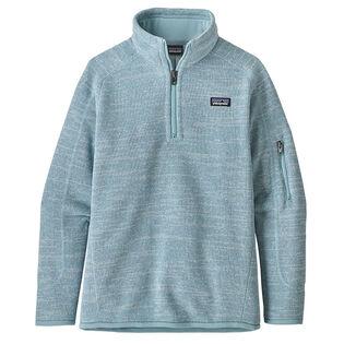 Haut à glissière 1/4 Better Sweater® pour filles juniors [7-16]