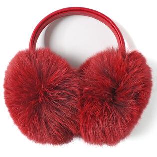 Women's Fox Earmuffs