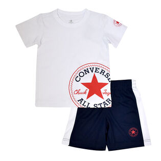 Baby Boys' [12-24M] Chuck Tee + Short Two-Piece Set