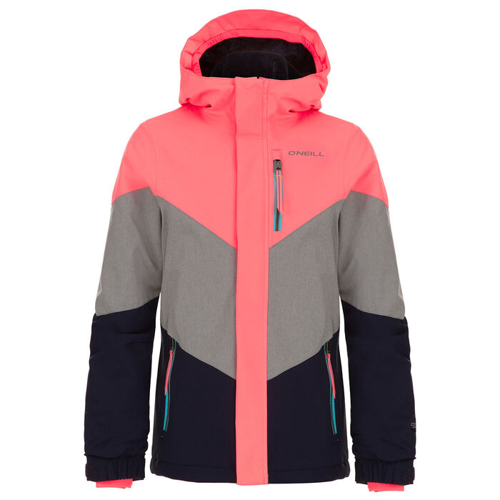 Junior Girls' [8-16] Coral Jacket