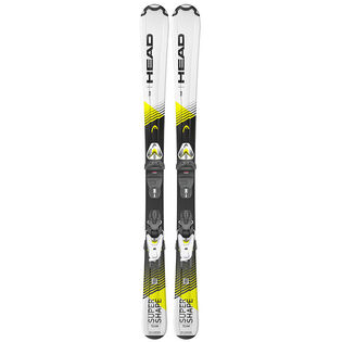 Supershape Team SLR Pro Ski + SLR 4.5 GW AC Binding [2021]