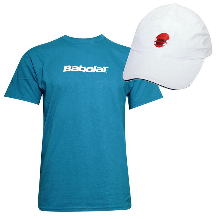 Ensemble t-shirt et casquette