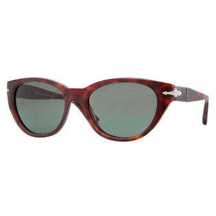 Suprema Crystal Sunglasses (Havana)
