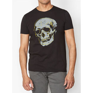 Men's Stitched Skull T-Shirt
