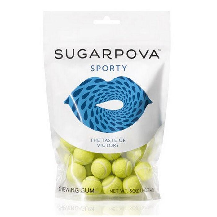 Tennis Ball Chewing Gum