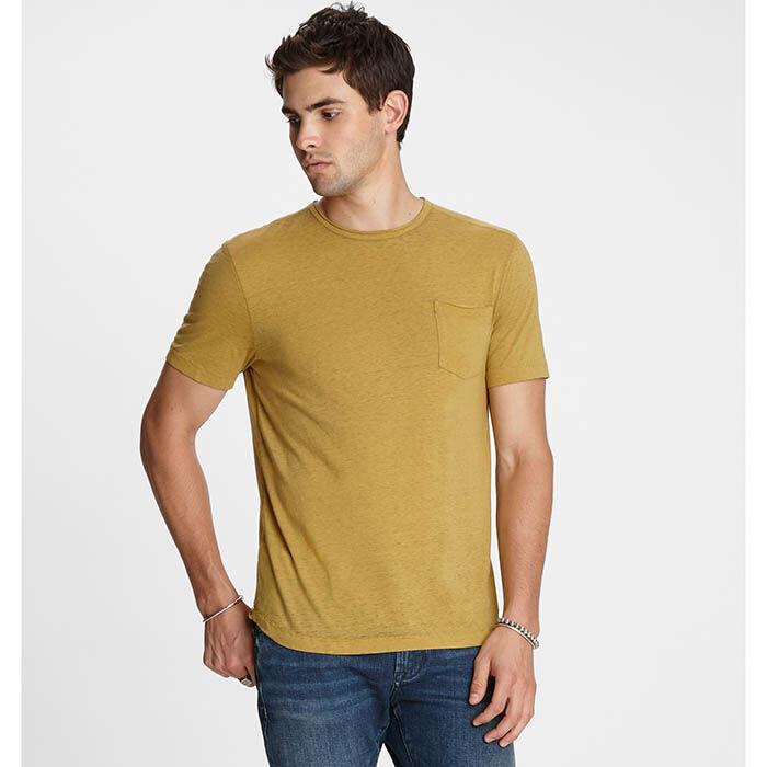 Men's Ames Burnout Pocket T-Shirt