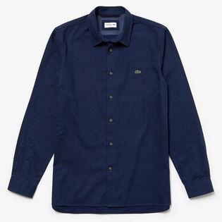 Men's Cotton Flannel Shirt