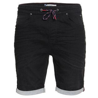 Men's Denim Jogger Short