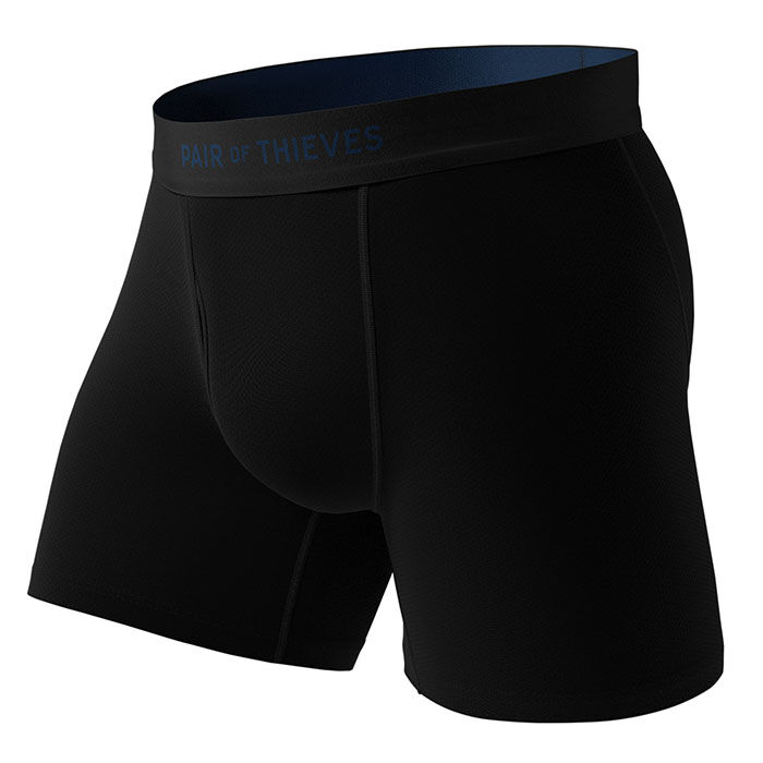 Men's Solid Boxer Brief