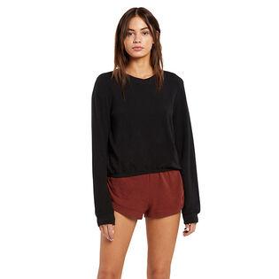 Women's Lil Crew Fleece Sweatshirt
