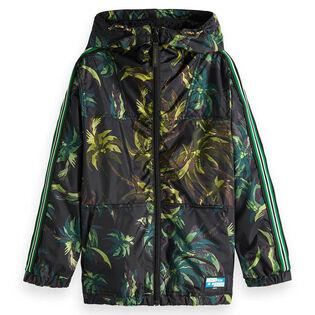 Junior Boys' [8-16] Palm Pattern Jacket