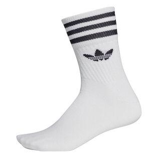 Chaussettes hauteur moyenne, unisexe (paquet de 3 paires)