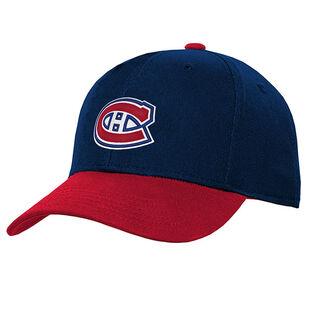 Juniors' [8-20] Montreal Canadiens Two-Tone Cap