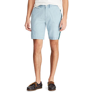 Men's Classic Fit Chambray Short