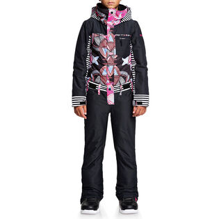 Junior Girls' [8-16] Formation One-Piece Snowsuit