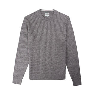 Men's Mouline Crew Sweater
