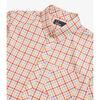 Chemise à quatre couleurs Gingham pour hommes