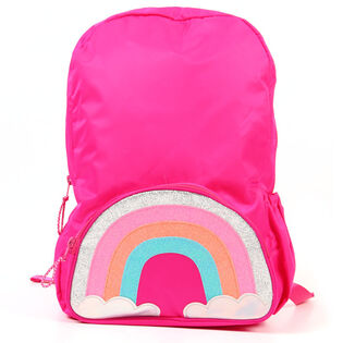 Junior Girls' Over The Rainbow Backpack