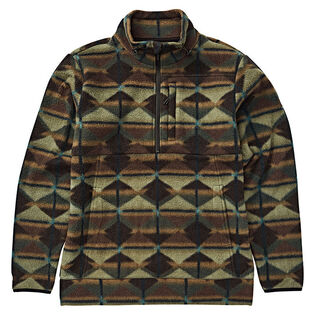 Men's Boundary Half-Zip Fleece Sweater