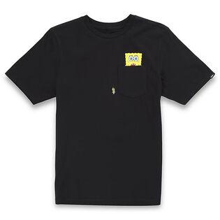 Junior Boys' [8-16] SpongeBob Spotlight Pocket T-Shirt