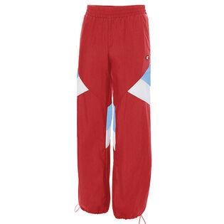 Women's Nylon Warm Up Pant