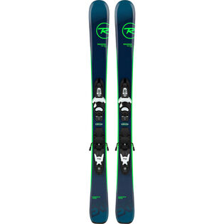 Skis Experience Pro + Fixations Kid-X 4 pour juniors [2019]