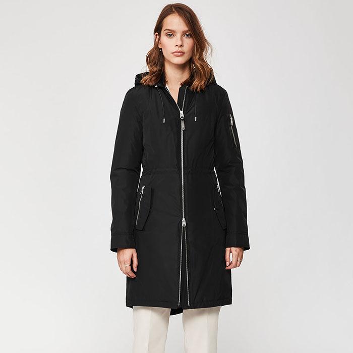 Manteau en pluie en duvet Casey pour femmes